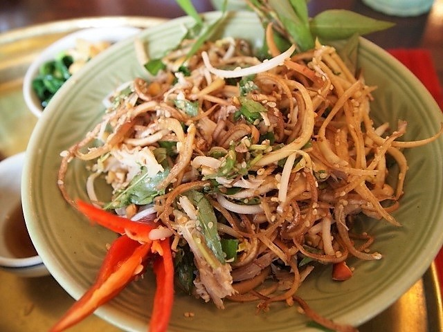 Cambodian food and cuisines